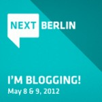 NEXT Berlin brjar nrma sig